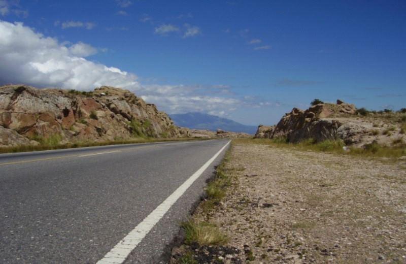 Valle De Traslasierras - El Mirador De Cordoba