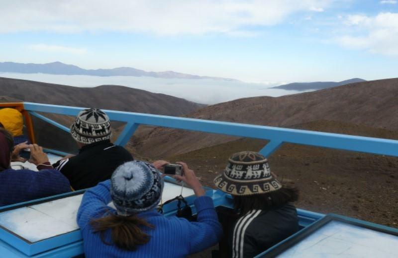 Safaria A Las Nubes