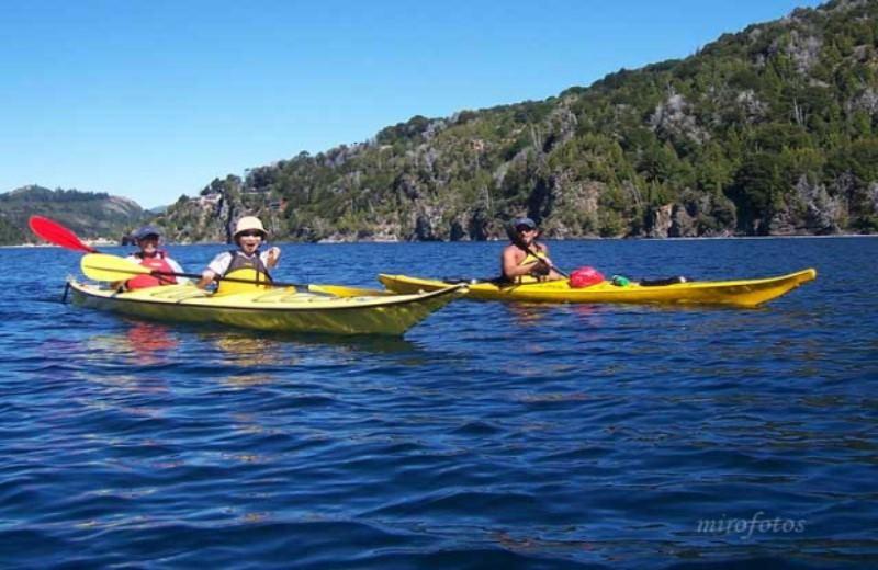 Kayak Brazo Tristeza- 2 Days