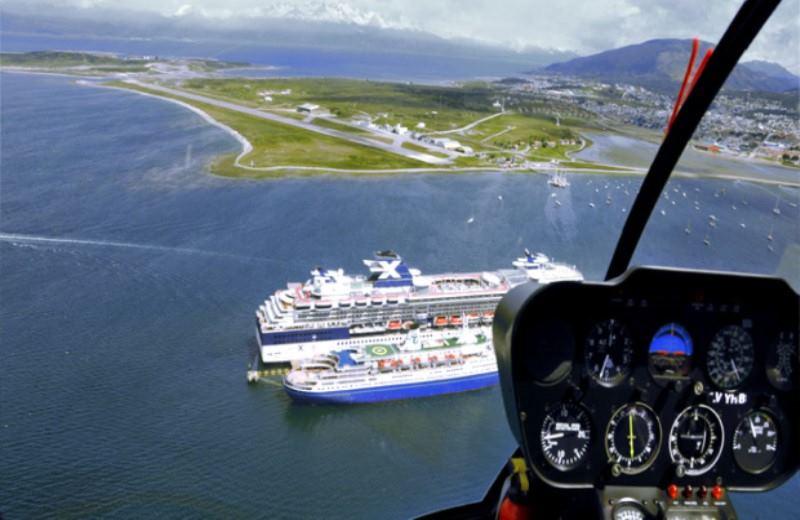 Sobrevuelo Ushuaia En Helicoptero