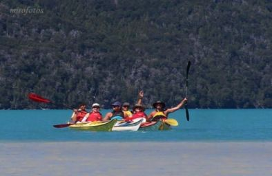 Excursion Kayak And Trekking Lake Moreno / Natural Park Llaollao  - Full Day