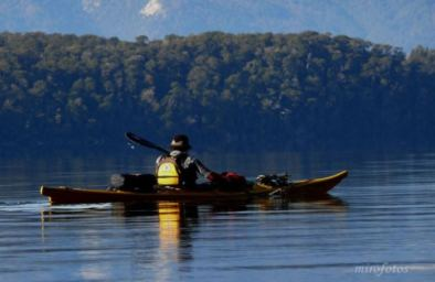 2 Days Kayak On Lake Mascardi