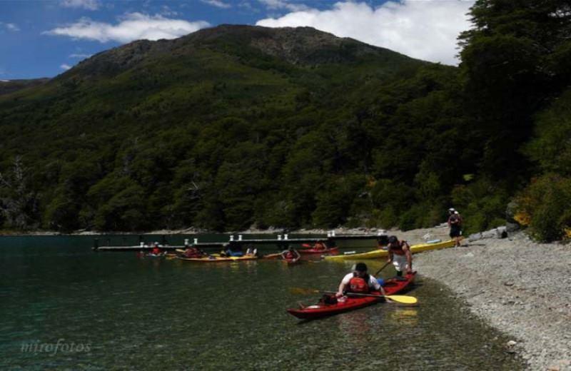Excursión Kayak Lago Nahuel Huapi - 3 Días