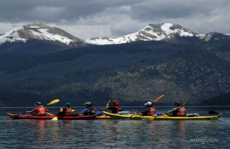 4 Days Kayak Lake Nahuel Huapi