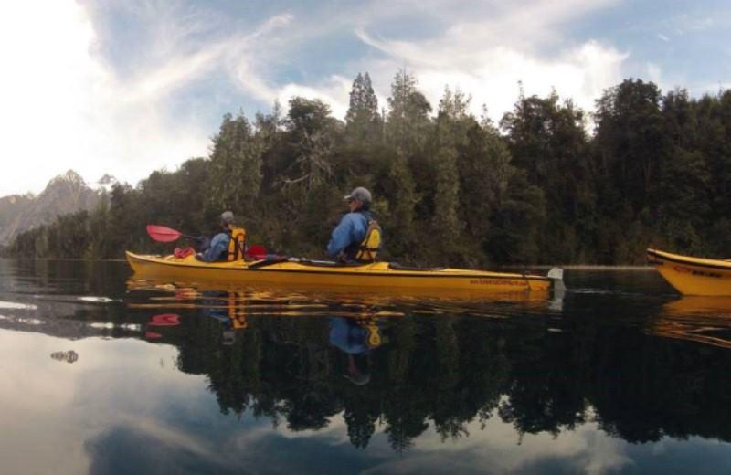 Kayak En Lago Mascardi - Dia Entero