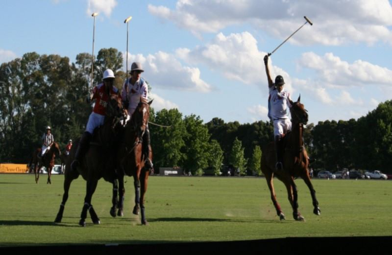 Argentina Polo Day At La Martina Club