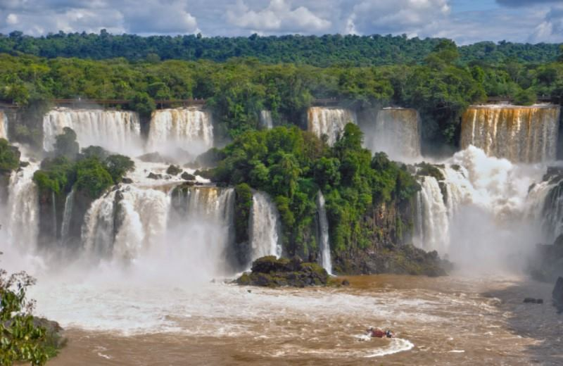 Trasfer In/Out + Iguazu Falls Tour - Argentina Side & Brazilian Side