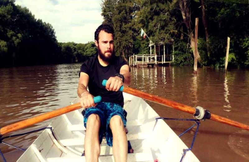 Tigre Rowing Tour