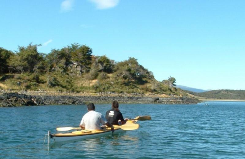 Kayak En Isla Gable
