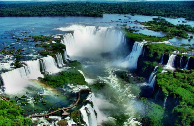 IGUAZU FALLS WITH PHOTOGRAPHIC SAFARI 2 NIGHTS