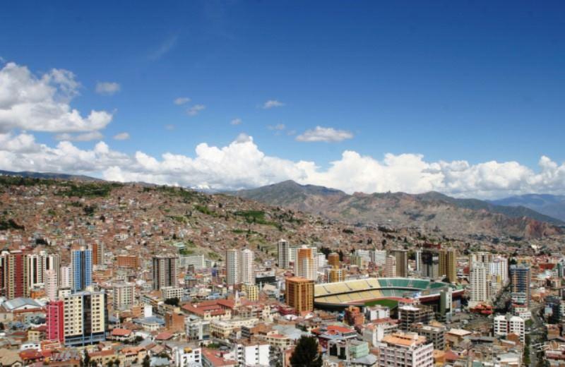 City Tour La Paz Y Valle De La Luna