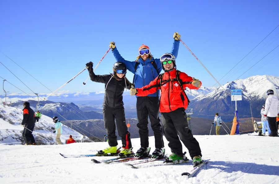 3-Days Ski Package Bariloche Argentina