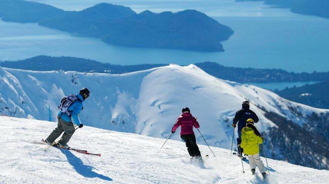 3 Dias De Ski En El Cerro Catedral