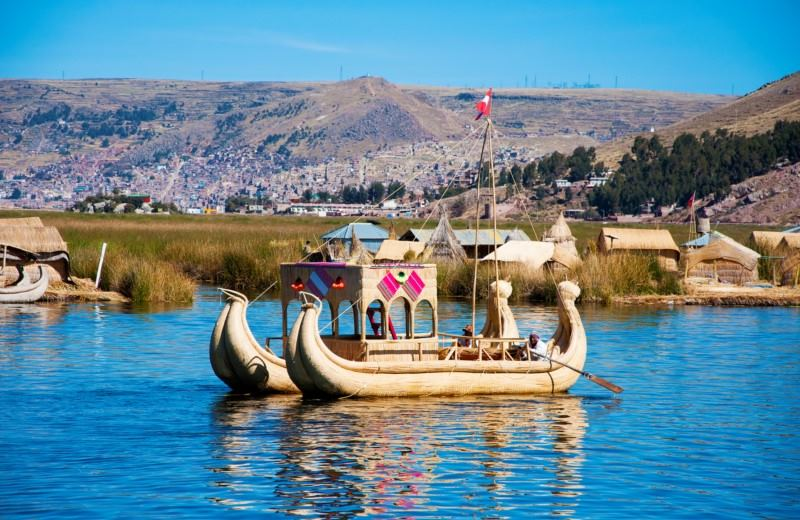 3 Day Titicaca Lake Tour