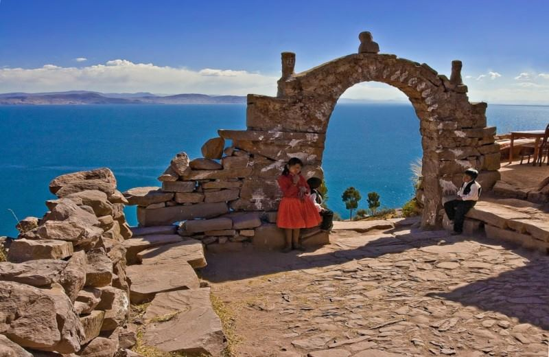 Convive Con Los Nativos Del  Lago Titicaca - 4 Dias