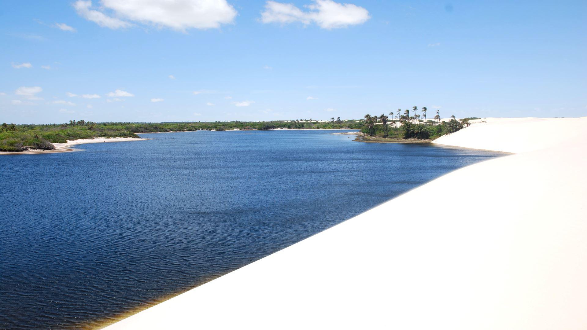 4X4 Tour To Lagoa Da Esperança