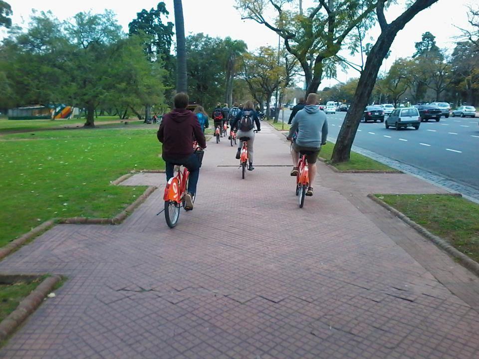 Bike Rental Buenos Aires 5Hs