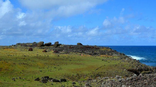 ANAKENA AND CULTURE RAPA NUI