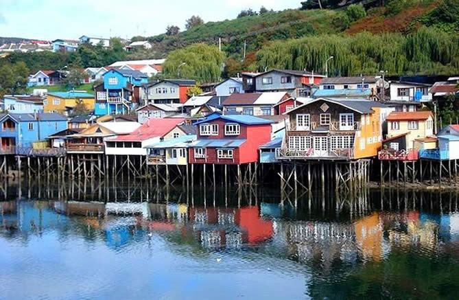 Ancud & Puñihuil At Chiloé Island