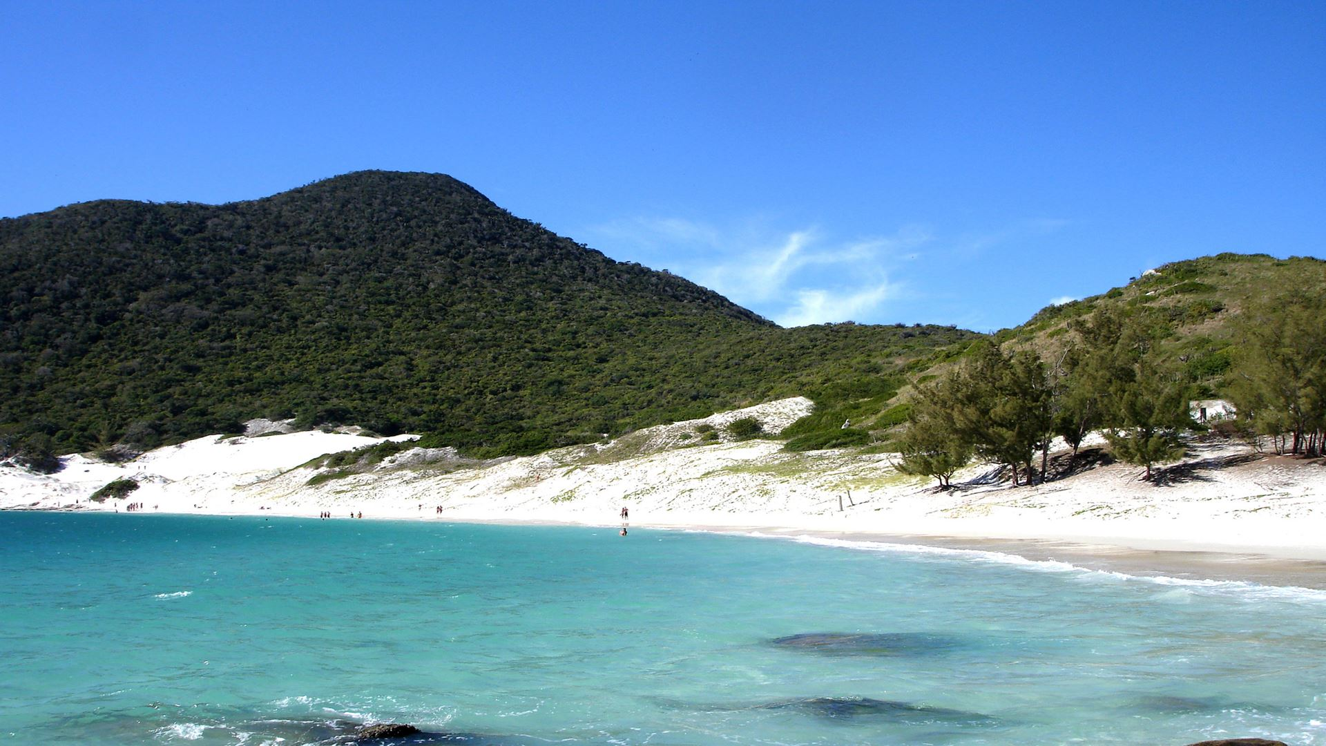Arraial Day Trip With Boat Tour