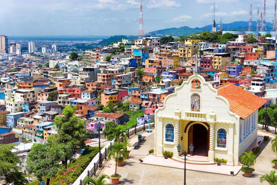 AVENUE OF THE VOLCANOES AND GUAYAQUIL - 4 DAYS