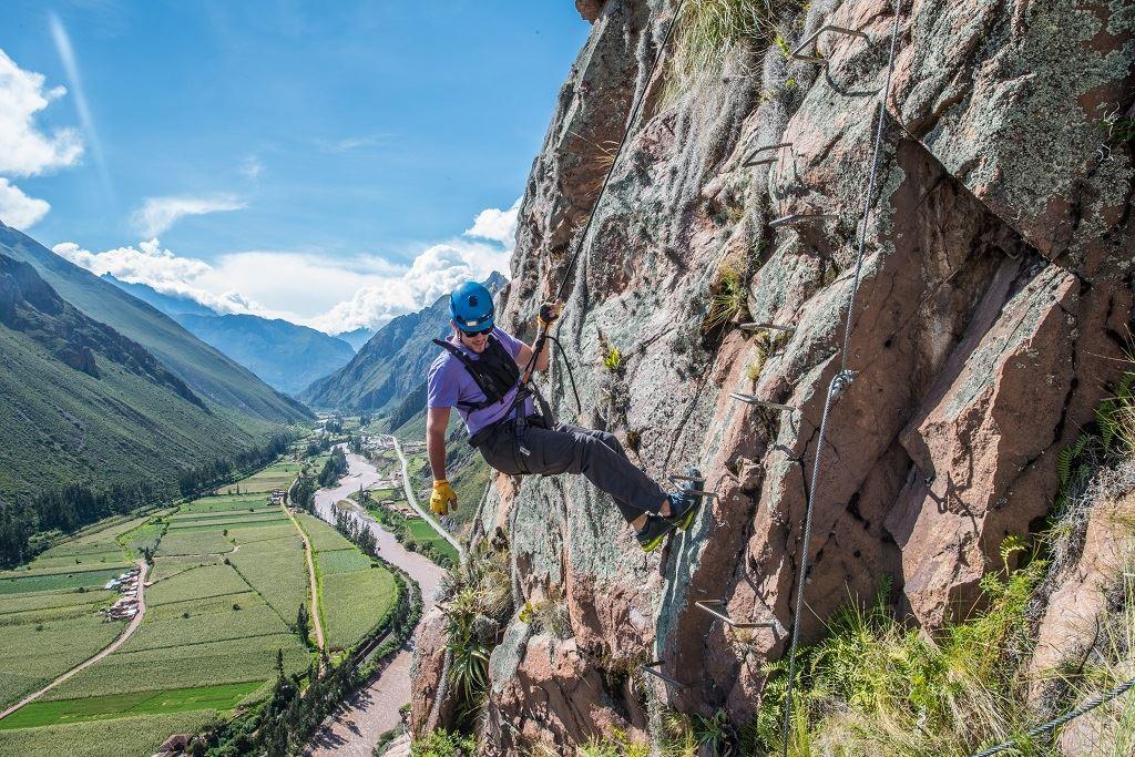 Valley Adventure - Via Ferrata
