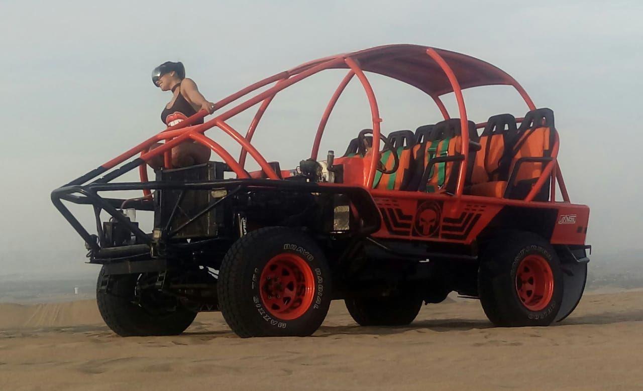 Buggy & Sandboard Adventure