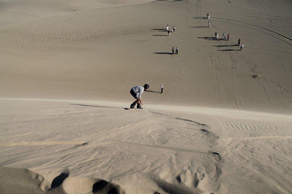 Aventura En Tubulares & Sandboard
