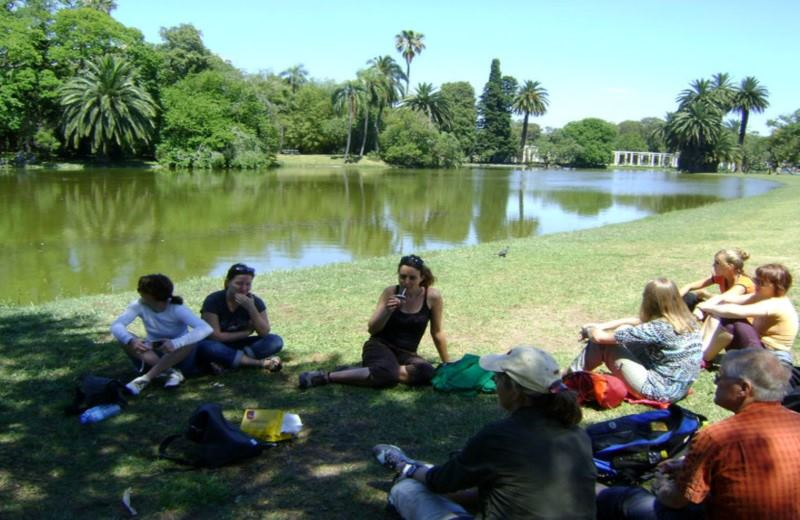 Buenos Aires Bike Tour - North