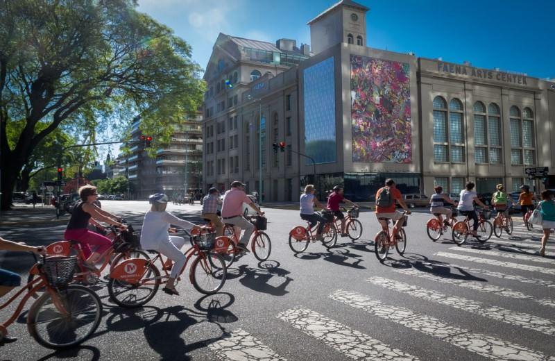 Bike Tour Buenos Aires - South