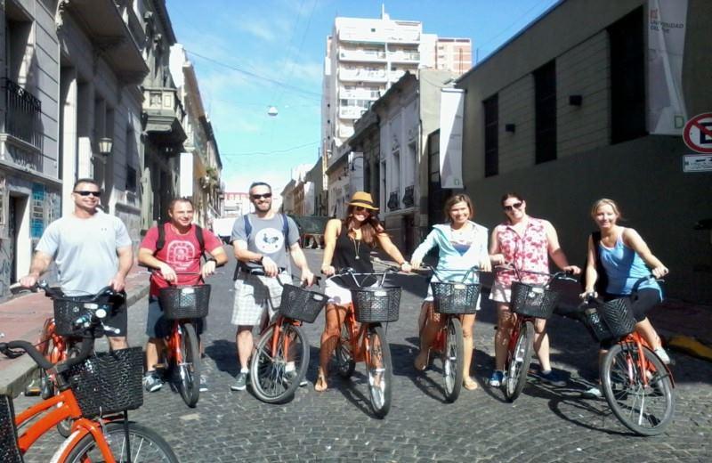Tour à vélo de Buenos Aires - SUD