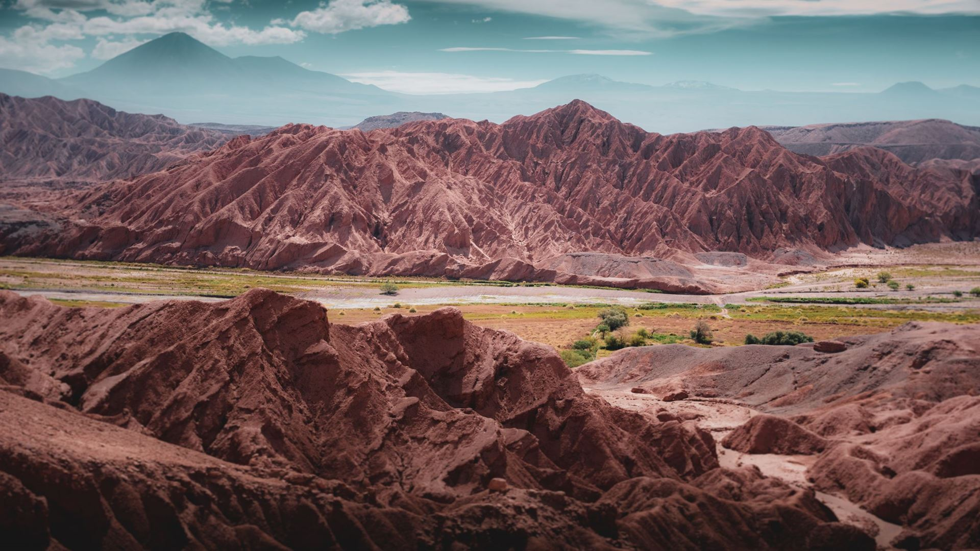 ATACAMA BIKE TOUR - CATARPE & DEVILS GORGE