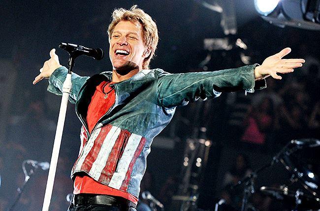 Bon Jovi - Estadio Velez