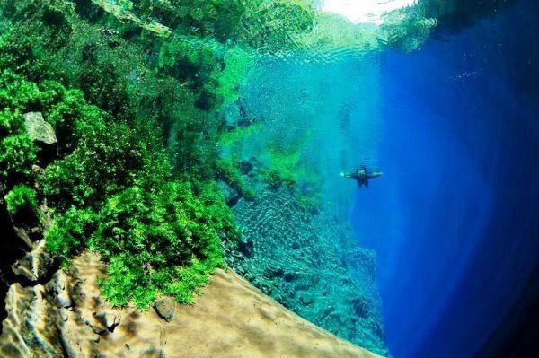 Buceo En Laguna Misteriosa