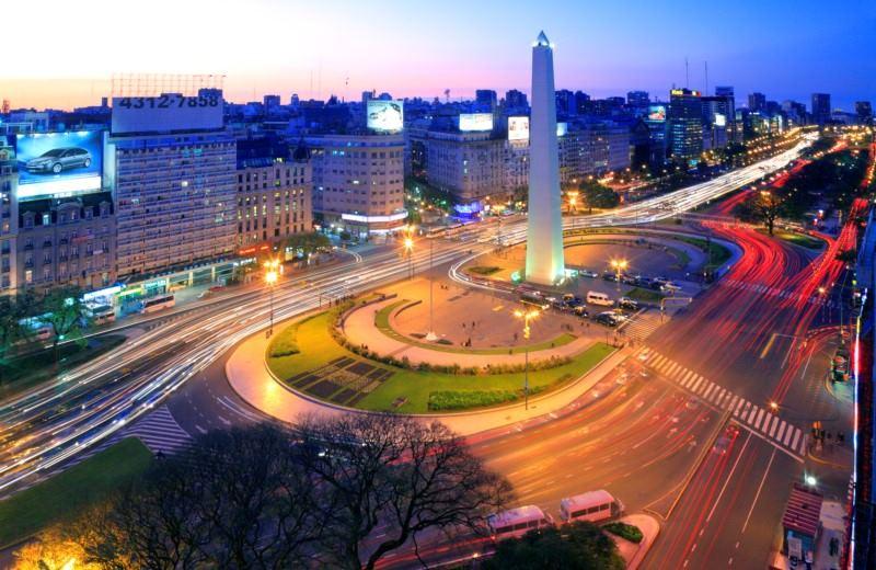 Buenos Aires With Iguassu Falls And Rio De Janeiro