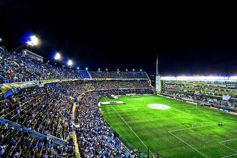 ARGENTINA FOOTBALL MATCH TOUR