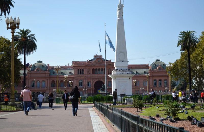 Buenos Aires Y El Calafate Esenciales