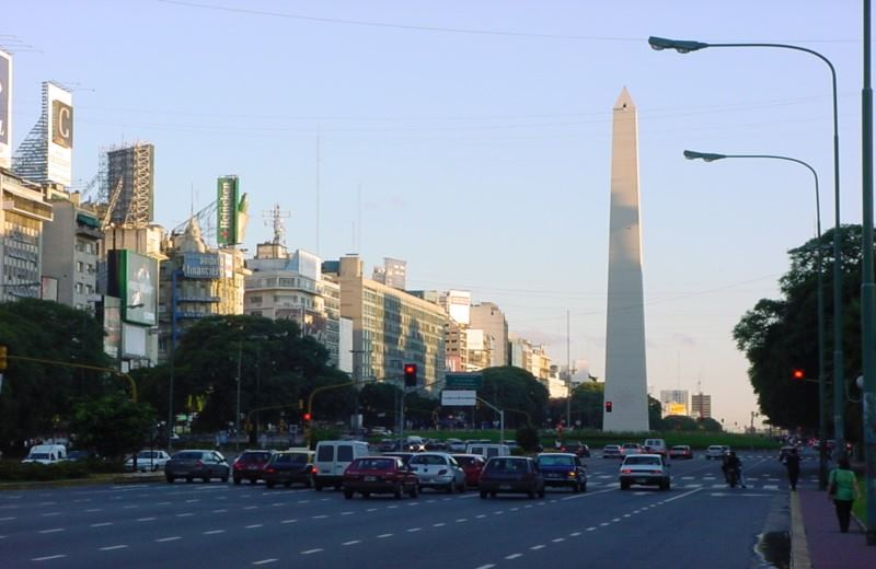 Buenos Aires And The North Corridor