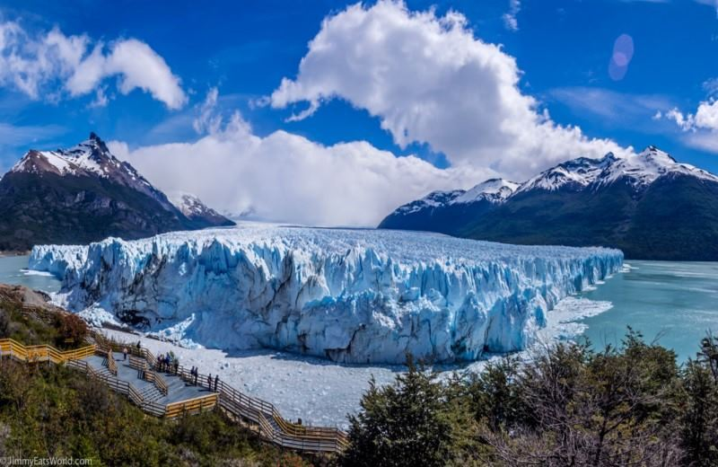 Round Bus Trip To Perito Moreno from El Calafate
