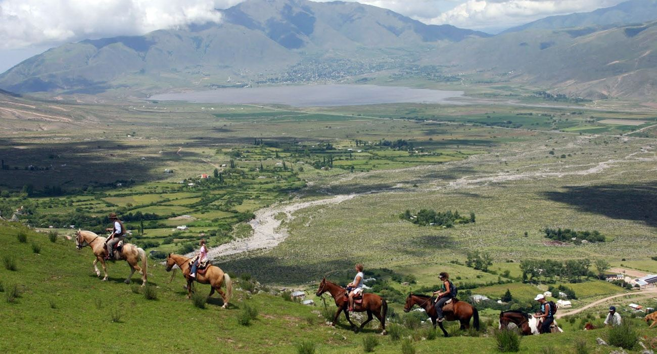 Andean Horse Back Riding Sacred Valley