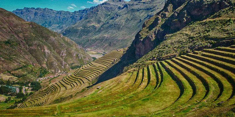 Andean Cavalcade Im Heiligen Tal