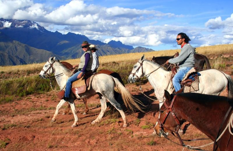 Cusco Horse Riding