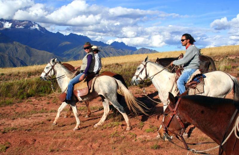 Cabalgata En Cusco