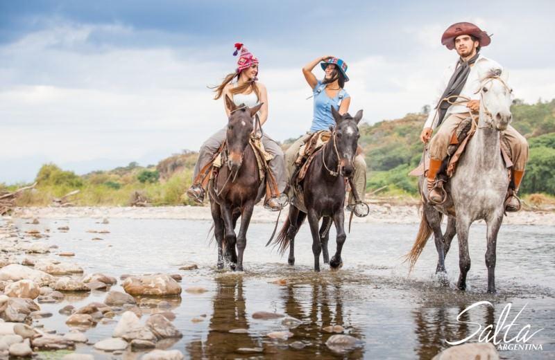Horseback - The Inca Trail (4 Days)