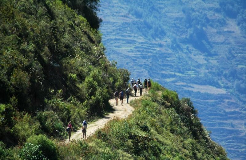 4 Day Choquequirao Citadel Trek