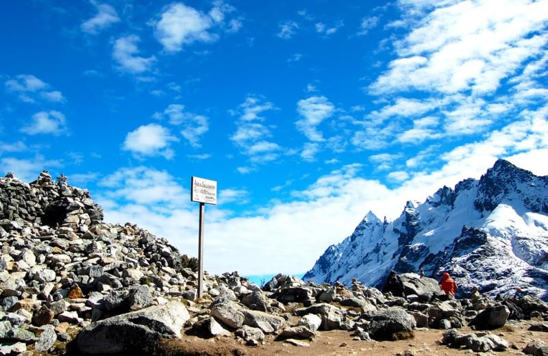 8 Day Salkantay Trek To Machu Picchu