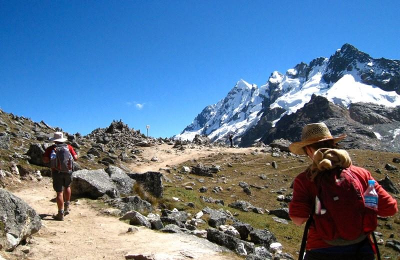 Caminata Salkantay & Machu Picchu - 5 Dias