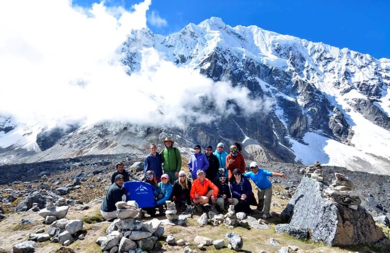 Trek De Salkantay De 5 Dias Para Machu Picchu