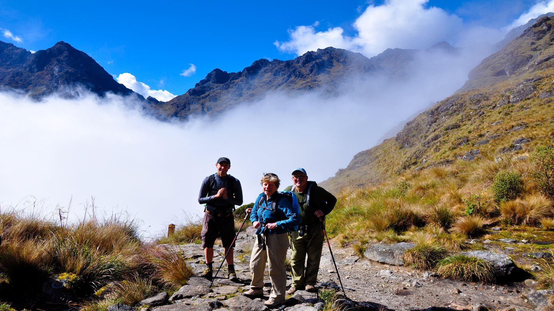 Camino Inca  A Machu Picchu  - 5  Dias