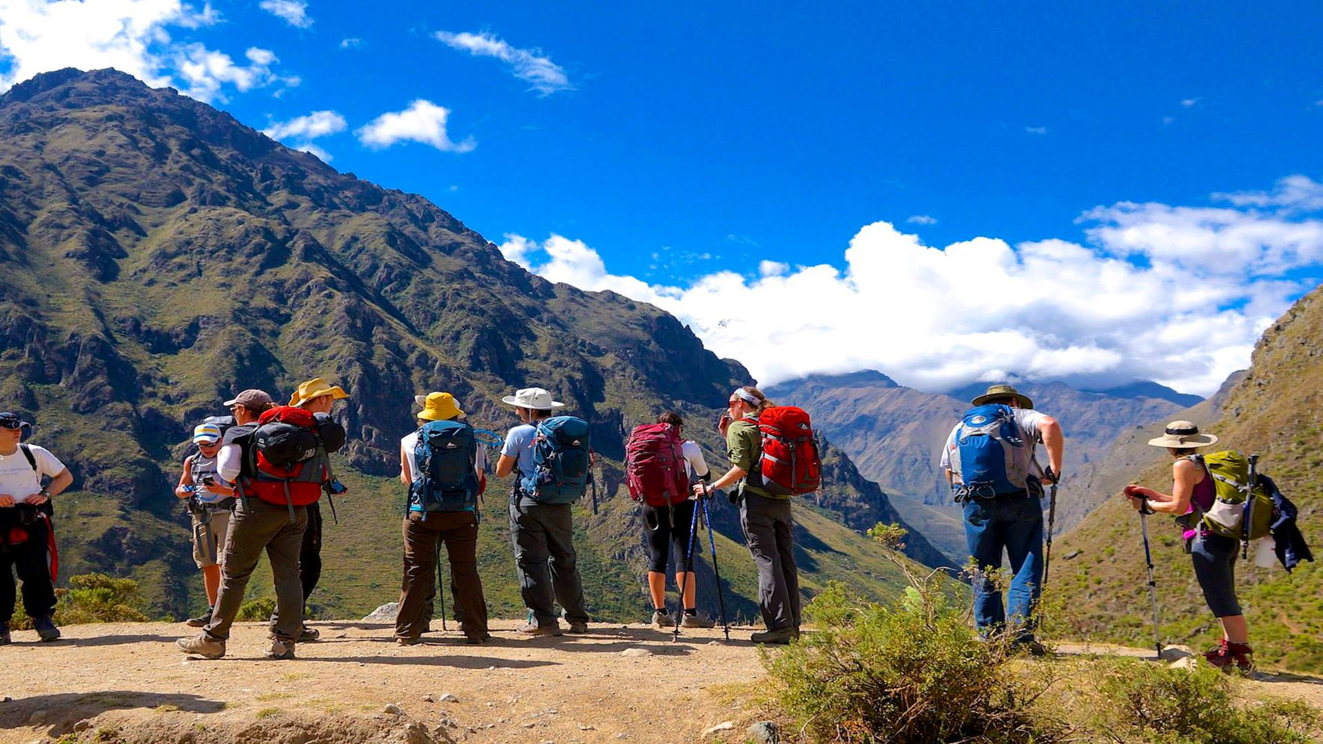 5 Day Private Inca Trail To Machu Picchu